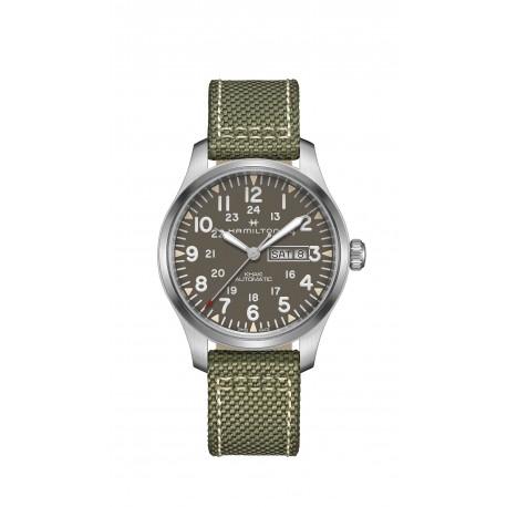 HAMILTON watch Ref H70535061 Khaki Field Day Date Auto