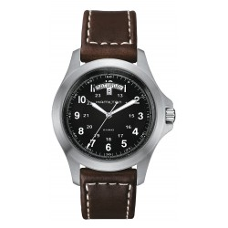 HAMILTON watch Ref H64451533 Khaki Field King Quartz