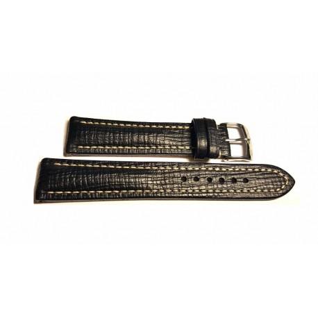 BREITLING cinturino nero MORELLATO black strap 18mm (TOP QUALITY)