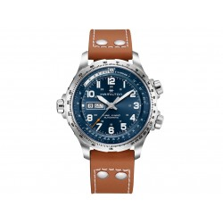 HAMILTON watch Ref H77765541 Khaki Aviation X-Wind Day Date Auto