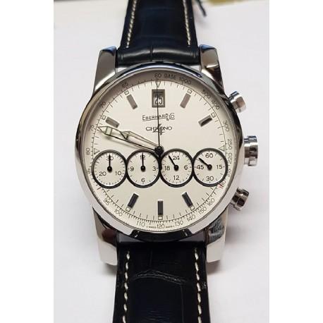 EBERHARD Watch Chrono 4 White rif. 31041 CP 31041 cp