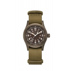 HAMILTON watch Ref H69449861 Khaki Field Officer Auto
