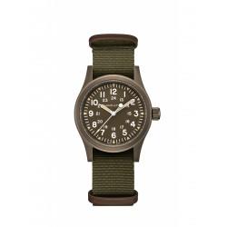 HAMILTON watch Ref H69439531 Khaki Field Officer Auto