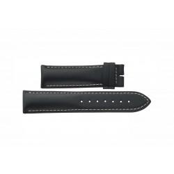 LONGINES black strap 21mm L682124852 Conquest L682.124.852