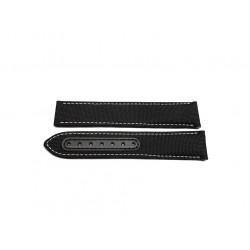 OMEGA Nylon Cordura black strap 20mm ref. 032CWZ003436 x Snoopy Speedmaster