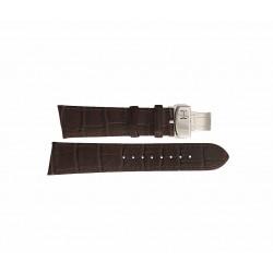 HAMILTON VENTURA brown strap 21mm H600.245.101 H600245101 VENTURA 21mm H600.245.101 H600245101 H24515551 H245150 H24515591