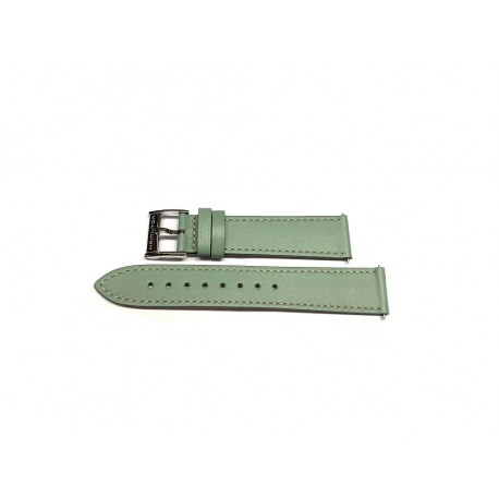 HAMILTON ARDMORE green leather strap 18mm H600.114.112 ref. H600114112 for H11421014 / H114210