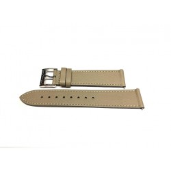 HAMILTON ARDMORE Beige leather strap 18mm H600.114.114 ref. H600114114 for H11421514 / H114210