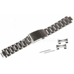 HAMILTON steel bracelet FIELD38 20mm H695704104 ref. H695.704.104 (ex H605704103 H605704104) x H704450 H704550
