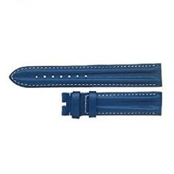 OMEGA Blue strap 18mm ref 97643064 Speedmaster Schumacher Racing Reduced 3810.80.08, 3510.80