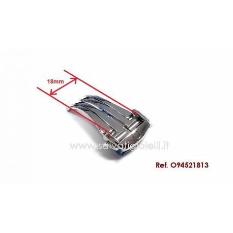 OMEGA buckle ref. 94521813 deployment 18mm  ref O94521813 polished