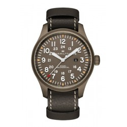 HAMILTON watch Ref H69829560 Khaki Field Officer Auto 50mm