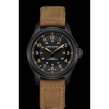 HAMILTON watch Ref H70605731 Khaki Field MURPH Auto