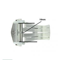 OMEGA buckle ref. 025STZ005266 deployment 18mm ref STZ005266