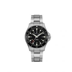 HAMILTON watch H82505140 Khaki Navy Scuba Auto 43mm