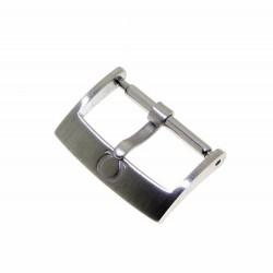 OMEGA 94511803 buckle 18mm GENUINE steel boucle hebilla Dornschließe BRUSHED